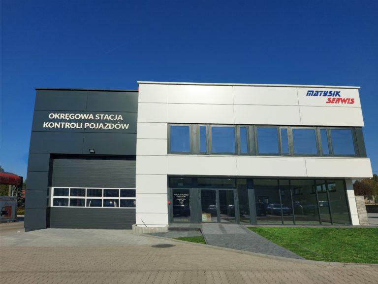 Okręgowa Stacja Kontroli Pojazdów - Matysik Serwis